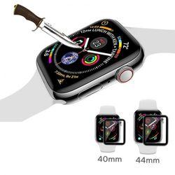 애플워치 곡면 풀커버 강화유리 필름(40mm 44mm)