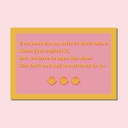 Pink Yellow phrase