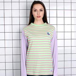 TOi TOKYO ST 긴팔 티셔츠 그린