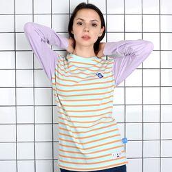 TOi TOKYO ST 긴팔 티셔츠 블루