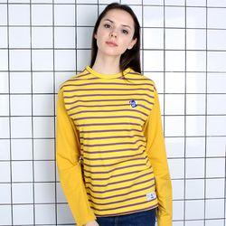 TOi TOKYO ST 긴팔 티셔츠 옐로우
