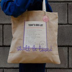 [3만원 이상 구매시 파우치 증정] Odd bag (Beige)