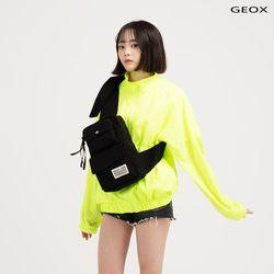 [GEOX] WIT MESSGERBAG BLACK 위트메신저백 블랙