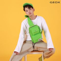 [GEOX] WIT MESSGERBAG GREEN 위트메신저백 그린