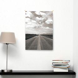 The Road  포스터  A4