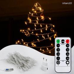 어반 LED 기본전구 100구 USB형