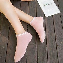 마카롱 발목양말(5개 세트)