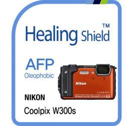 니콘 쿨픽스 W300s 올레포빅 액정필름 2매(HS1767283)