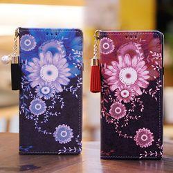LG X4 (LG X410) Ventosa-Pureza-T 지갑 다이어리 케이스