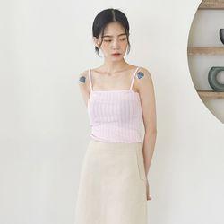 high square sleeveless