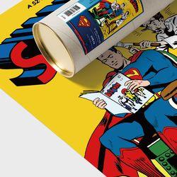 디씨코믹스 인테리어 포스터 - 슈퍼맨 골든에이지 10종