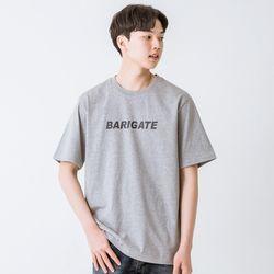 바리게이트 Basic 로고 반팔 티셔츠 (BFTS202)