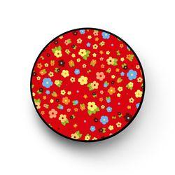 꽃밭에서 레드 핑걸링 스마트톡