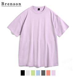 프리미엄코튼 essential 오버핏 반팔 티셔츠 7컬러