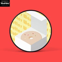 도넛 그립톡 (아이폰 & 갤럭시) 스마트톡 스마트폰 거치대