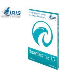 [IRIS] Readiris Pro 15 OCR 문자인식 프로그램