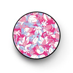 핑크블루플라워 핑걸링 스마트톡
