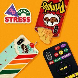 [~11/14까지] Funky Case 시즌7 아이폰 실리콘 케이스