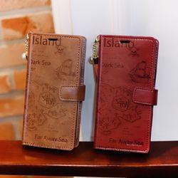 갤럭시노트4 (N910) Rico-TonleSap-T 지갑 다이어리 케이스