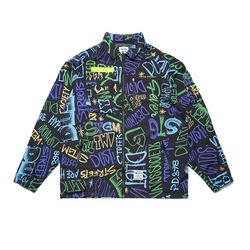 STGM TECH OVERSIZED JACKET PATTERN