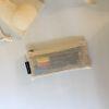 에코 메쉬 필통(Eco mesh pencil case)