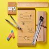 뚜껑없이 마르지 않는 노크식 컴퓨터용 사인펜 싸인펜