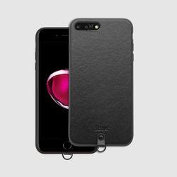 아이폰 7+8+ 가죽 케이스