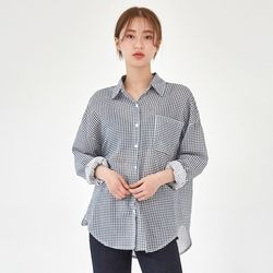 the plain check shirts