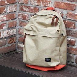 트래블 백팩 Travel Backpack ( 베이지 오렌지 )