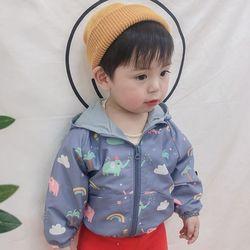 팡팡 유아 바람막이 점퍼(0-5세) 203797