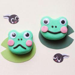 개구리 비누10set