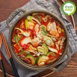 돼지고기 고추장찌개 (2인분)