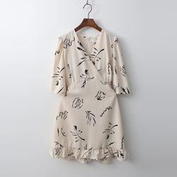 Grim Mini Dress