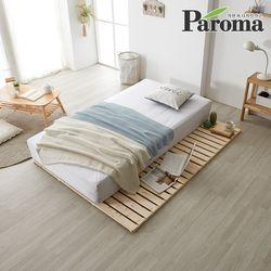 욜로 소나무 원목 접이식 깔판 침대(S-SS-Q)