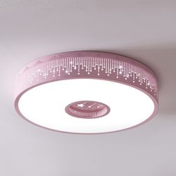 슈팅 스타 LED 방등 50W 핑크