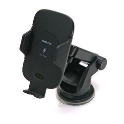 스마트폰 차량용 거치대 급속 무선충전 겸용 자동거치