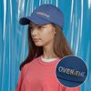 DAILY PIGMENT BALL CAP BLUE