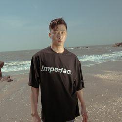 IMPFCT 티셔츠 black