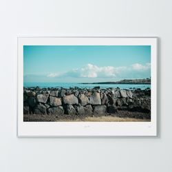 [A3 Print+Frame] 인테리어액자 아트프레임 제주 07