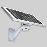 태양광 LED 보안등 가로등 20W 공작새