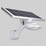 태양광 LED 보안등 가로등 24W 백조