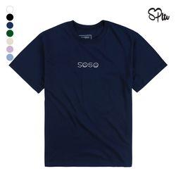 슈퍼레이티브 - SOSO - (SBSJSP-1032) - 나염반팔