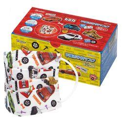 토미카18 어린이용 플리츠 마스크 박스 (30매입)