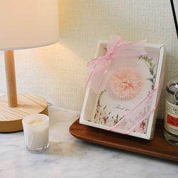 어버이날 비누꽃 카네이션 카드 스승의날 선물추천