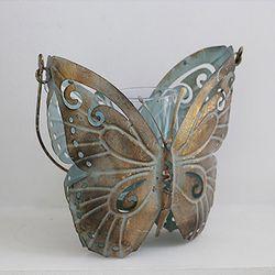 빈티지 철재 나비 초홀더