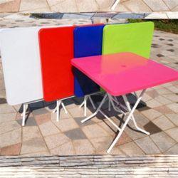 국내산 파라솔 사각테이블 편의점 테이블 야외테이블