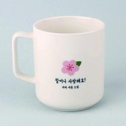 [주문제작]타워머그 벚꽃