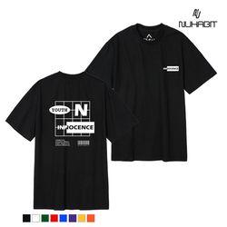 뉴해빗 - YOUTH N - (SBS8S-7007) - 나염반팔