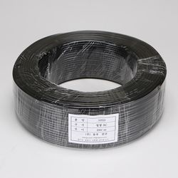 AHD 영상케이블 3C흑색 200M