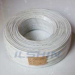 CCA영상케이블 3C백색 200M
